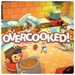 胡闹厨房  OVERCOOKED! 支持中文 STEAM正版游戏CDKEY
