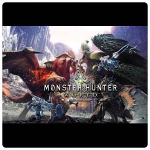 怪物猎人世界STEAM正版游戏CDKEY