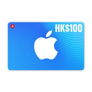 香港苹果100港币兑换码 itunes app store 礼品卡