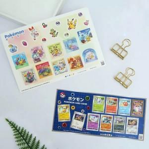 日本邮票 宠物小精灵 皮卡丘 神奇宝贝 Pokémon 宝可梦 邮票 大陆包邮