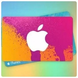 中国大陆苹果App Store礼品卡兑换码50人民币100人民币200人民币500人民币 [促销]