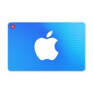 香港苹果APPLE APP STORE礼品卡兑换代码