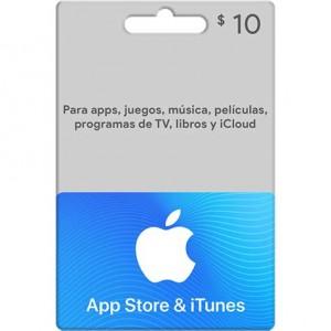 10美元美国苹果手机苹果商店APP STORE iTunes Apple gift card 礼品卡兑换码100%不封号 美国iTunes礼品卡